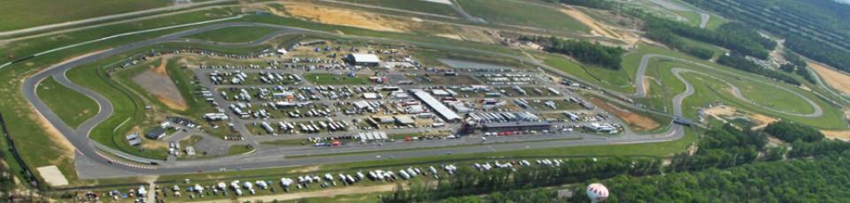 NJ Motorsports Park Aerial View