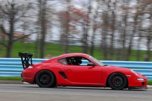 Watkins Glen Amateur Car Racing