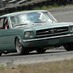 Brian Weinberg's beautiful 1965 Ford Mustang