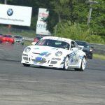SCDA Instructor Luiz Serva and his beautiful Porsche GT3 at Lime Rock Park!
