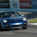 Wayne Eddy and his 2007 Porsche 997 Twin Turbo at Watkins Glen