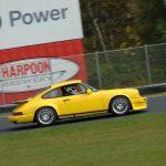 Porsche 911 at Lime Rock