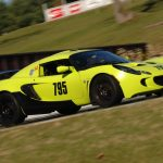 SCDA customer Michael Bailey in his Lotus Exige S at Lime Rock Park