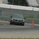 James Pappas Cadillac CTS-V at New Hamphshire Motor Speedway
