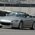Ellen Emerson's 2005 Honda S2000 at New Hampshire Motor Speedway