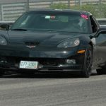 Gary Hoffman's C6 Z06 at New Hampshire Motor Speedway