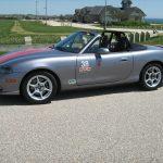 Anthony Curreri's MazdaSpeed Miata