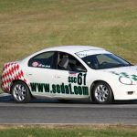 2002 Dodge Neon ACR at a recent SCDA Lime Rock Park Event