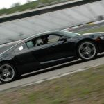 John Rizzi at New Hampshire Motor Speedway in the mighty Audi R8