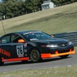 Grand Am Cup Acura TSX Photo Courtesy of www.tracktimephotos.com