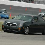 www.tracktimephotos.com Cadillac CTS-V at New Hampshire Motor Speedway