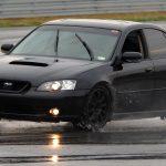 SCDA Customer Keith Peters enjoys all wheel drive traction in his 05 Subaru Legacy GT Sedan at a recent SCDA event!