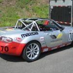 SCDA Instructor Elivan Goulart's Mazda MX5