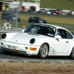 Robert Squicciarini and his Porsche
