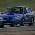 Steve Hanford's Subaru WRX STi at Lime Rock Park